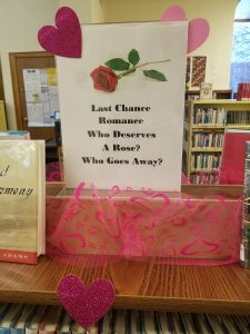 last chance romance who deserves a rose? who goes away? sign