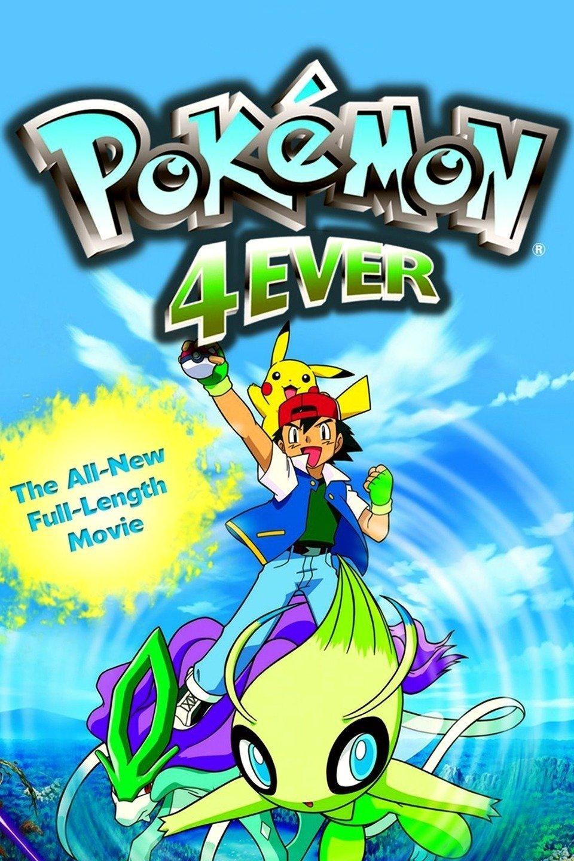 Saturday Movie Pokemon 4ever Blackwell Public Library