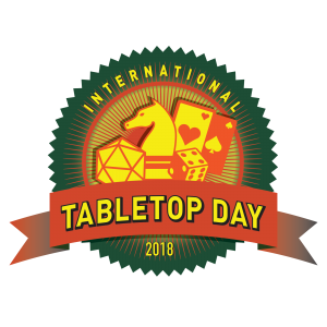 tabletop day logo