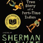 the absolutely true diary of a part time indian by sherman alexie book cover