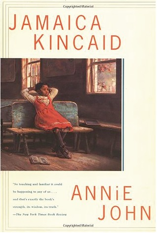 jamaica kincaid annie john book cover