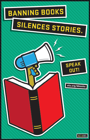 banned books silences stories speak out
