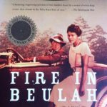 fire in beulah by rilla askew book cover
