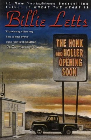 honk and holler opening soon by billie letts book cover