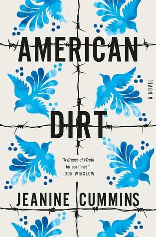 american dirt by jeanne cummins book cover