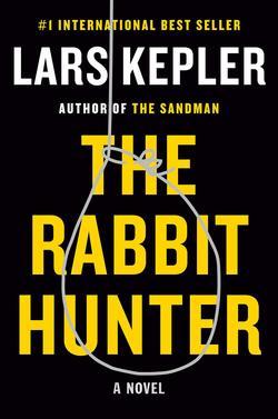 the rabbit hunter by lars kepler book cover