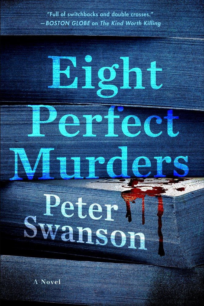 eight perfect murders by peter swanson book cover
