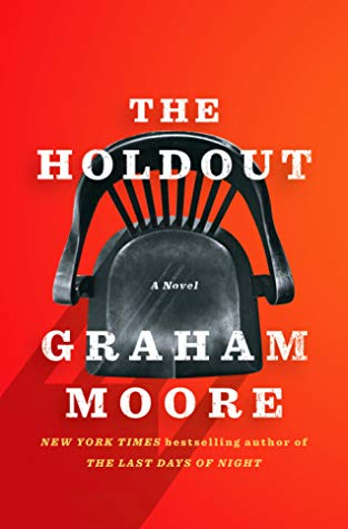 the holdout by graham moore book cover
